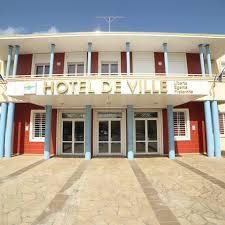 Mairie Gosier jour