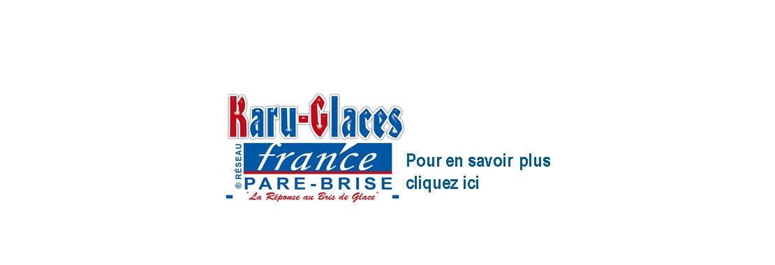 Karu-Glaces France Pare-brise